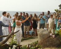 Bachelor in Paradise wedding