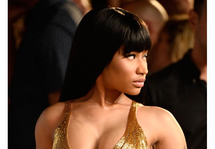 Nicki Minaj a 2015 MTV Video Music Awards - Arrivals