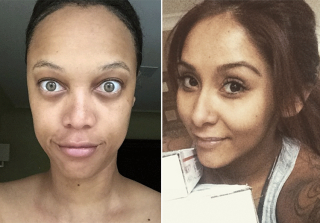 Reality TV Stars Without Makeup — See the Before and After Photos!