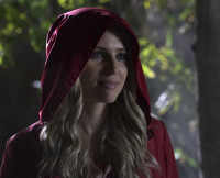 Sara Harvey as Red Coat