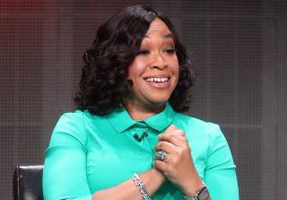 "Shonda Rhimes Talks With Oprah About Marriage: ""It's Never Been a Dream of Mine"""
