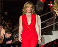Sonja Morgan, Runway Images, Spring Fashion Week 2015