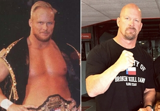 7 WWF Wrestlers From the \'90s Then and Now — See Their Transformations! (PHOTOS)