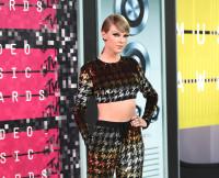 Taylor Swift at the 2015 MTV VMAS