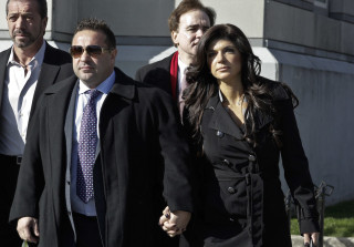 Teresa & Joe Giudice Owe $261k in Unpaid Taxes!