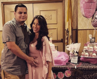 Vee Torres pregnant