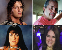 7 WWF Wrestlers Then and Now