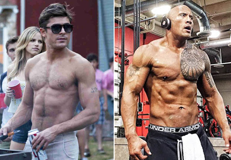 Zac Efron And The Rock In Talks For Baywatch Movie Why