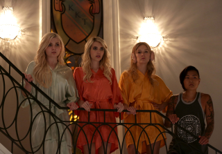 'Scream Queens' Season 1: [Spoiler] Will Return! (PHOTOS)