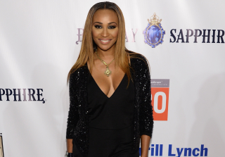 Cynthia Bailey Parties With Peter Thomas\'s Daughter (PHOTO)