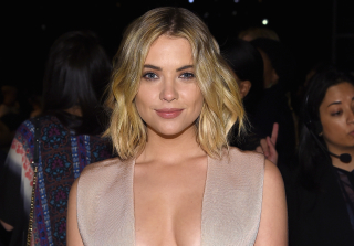Ashley Benson Flaunts Curves in Barely-There Bikini (PHOTOS)