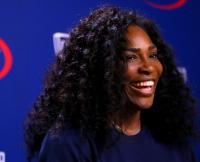 Serena Williams at U.S. Open 2015