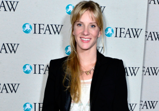 Heather Morris Reveals She\'s Having a Baby Boy