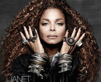 Janet Jackson Unbreakable Album Cover Art