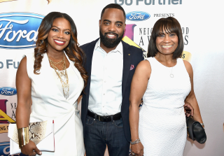 Pregnant Kandi Burruss and Todd Tucker Ask Fans to Help Name Their Baby