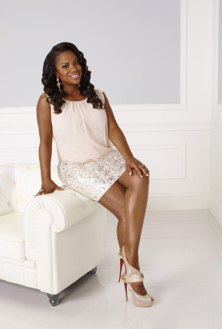 Kandi Burruss Real Housewives of Atlanta Season 8