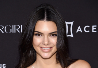 Kendall Jenner's Nipple Ring Makes a Red Carpet Appearance (PHOTO)