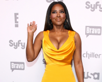 Kenya Moore in 2015