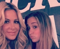 Kim Zolciak-Biermann and Ariana Biermann