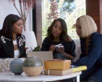Mary J. Blige, Kerry Washington and Taraji P. Henson in Apple Music Commercial
