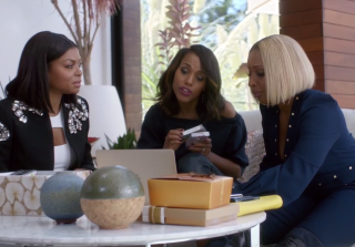 Mary J. Blige, Taraji P. Henson, and Kerry Washington Jam in Apple Commercial (VIDEO)