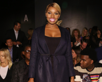 NeNe Leakes Attends the Zang Toi Fashion Show During Spring 2016 New York Fashion Week on September 11, 2015