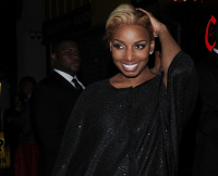 NeNe Leakes in New York City on May 4, 2015
