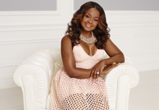 Phaedra Parks Opens Up About Her Divorce, Future As a Single Woman (VIDEO)