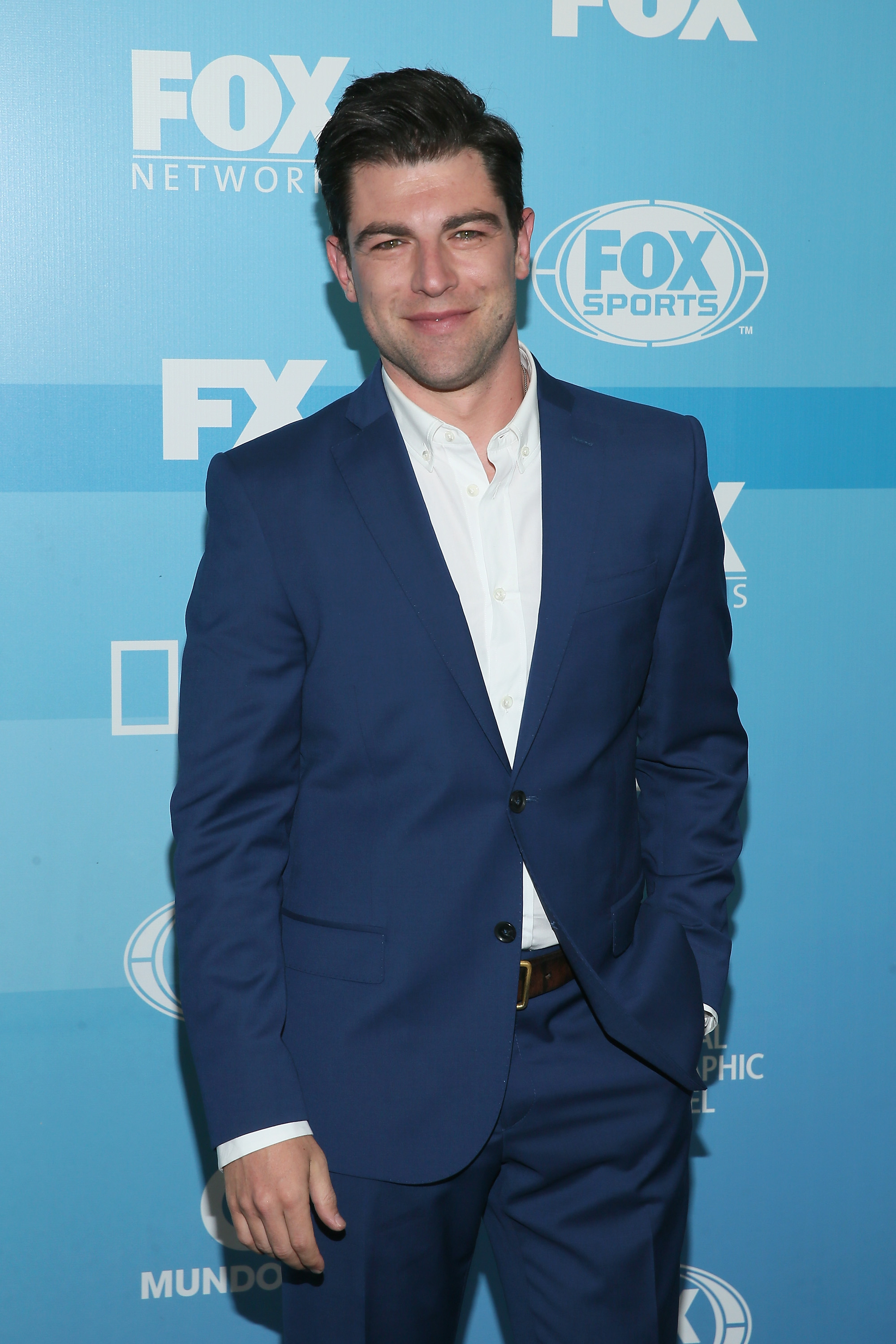 American Horror Story Hotel Max Greenfield Stars In