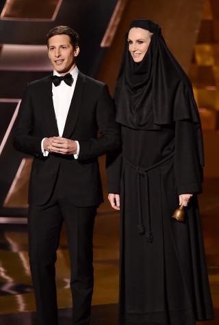 Andy Samberg Emmys 2015