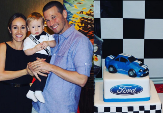 Ashley and J.P. Rosenbaum Celebrate Son\'s First Birthday!