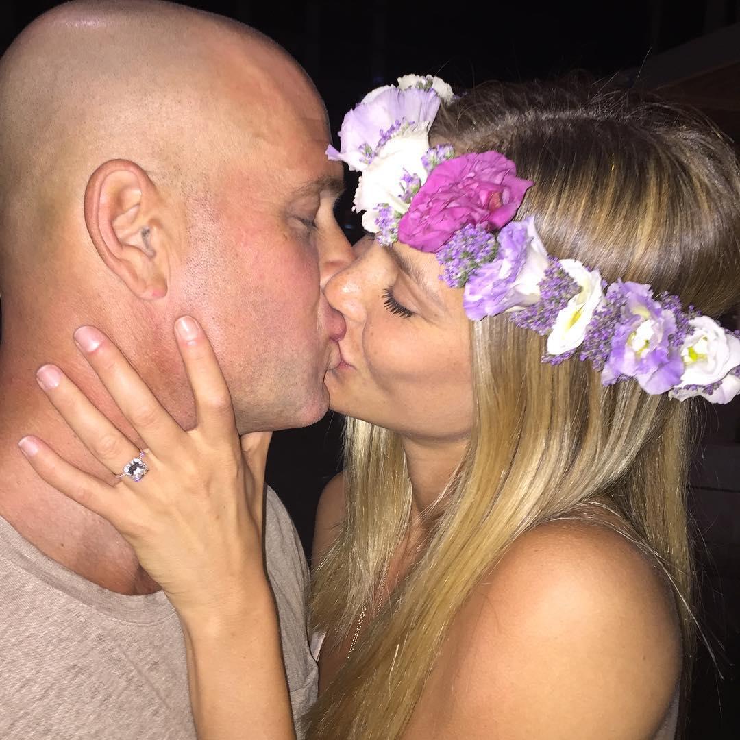 Bar Refaeli Marries Ad... Hayden Panettiere Instagram