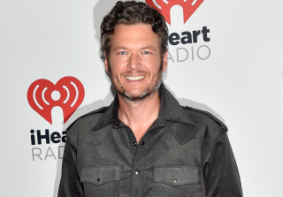 Why You'll Never See Blake Shelton Shirtless