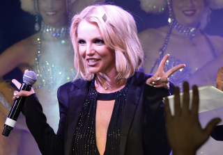 Britney Spears Extends Las Vegas Residency Two More Years