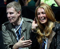Cat Deeley, Patrick Kielty