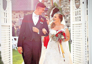 Catelynn and Tyler wedding photos