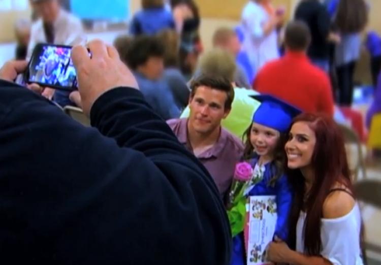 Chelsea Houska graduation