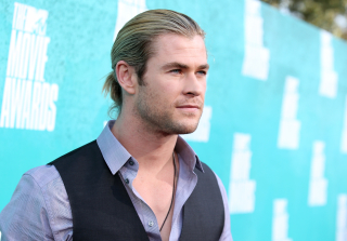 Man Buns Can Cause Baldness — 8 Celebrities Who Should Be Afraid