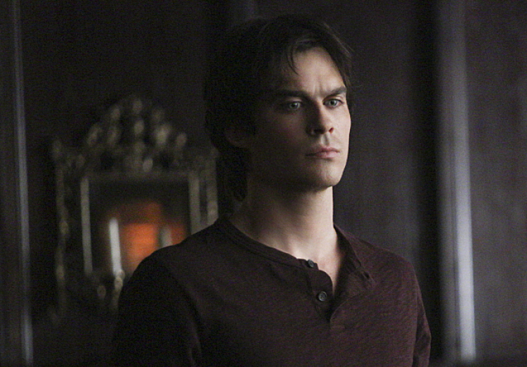vampire diaries does elena hook up with damon Damon salvatore is a fictional character in the vampire diaries novel series after katherine frees elena damon comes up with a plan.