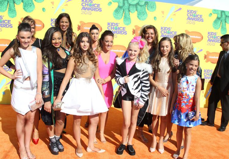 meet the cast of dance moms 2015