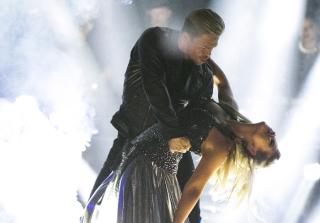 Derek Hough and Bindi Irwin Dancing With the Stars