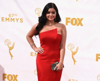 emmys 2015 red carpet ariel winter