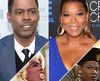 fresh prince of bel-air chris rock queen latifah naya rivera