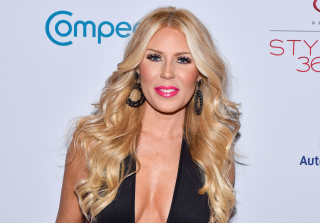 "Gretchen Rossi Talks Vicki Gunvalson & Brooks Ayers: ""Go With Your Heart"""