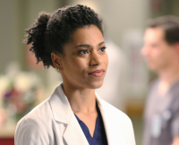 Kelly McCreary, Grey's Anatomy