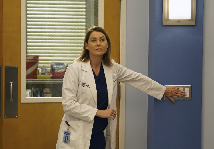 Grey's Anatomy Season 12, Ellen Pompeo, Meredith Grey