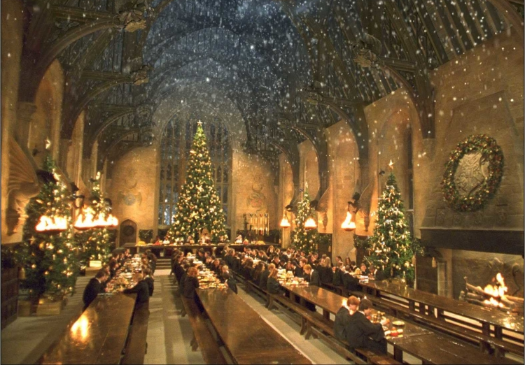 Harry Potter, film and TV sets