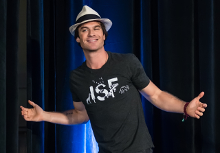 "'Vampire Diaries' Star Ian Somerhalder ""Absolutely"" Ready For Fatherhood!"