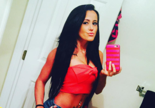 Jenelle Evans Explains Nearly-Naked Photos with Nathan Griffith