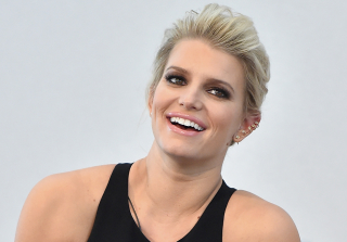 "Jessica Simpson Thanks Husband Eric Johnson For Her ""Porn Star Name"""
